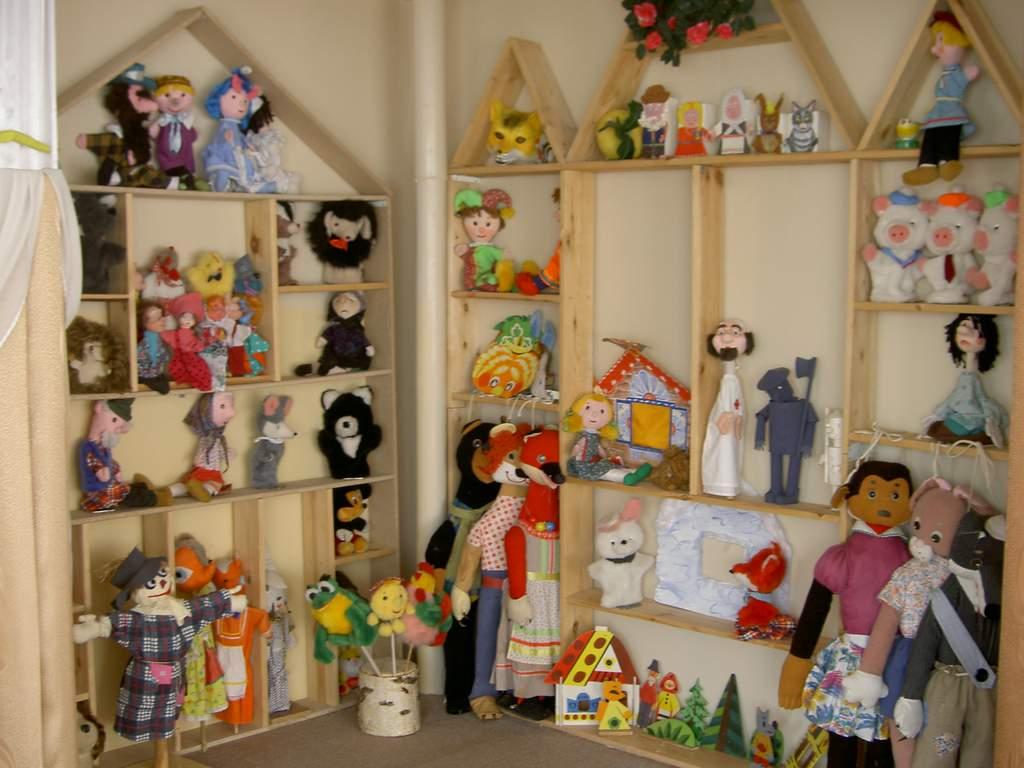 Куклы в детский сад своими руками 92